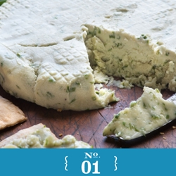 Classic Double Cream Chive Vegan Cheese - Miyoko's Kitchen
